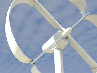 gedayc revolution wind turbine concept works at almost all wind speeds 3