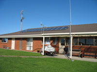 Photovoltaics at work in Warnambool - VIC