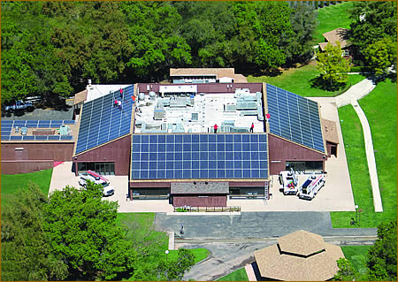 commercial solar products