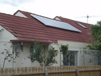 Photovoltaics at work in Bentleigh - VIC
