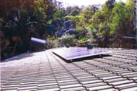 Photovoltaics at work in Worongong - QLD